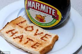 Marmite and toast